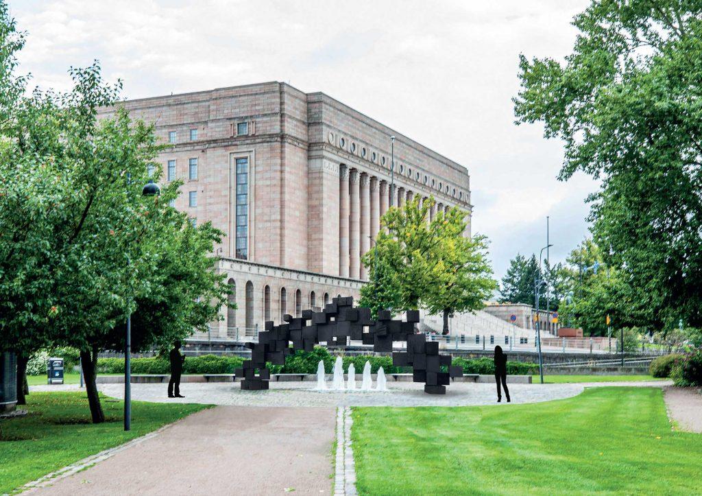 Teoksen on tarkoitus ilmentää presidentti Mauno Koiviston elämäntyötä valtiomiehenä, sillanrakentajana idän ja lännen välillä, samoin kuin hänen työtään Suomen integroitumisessa Euroopan unioniin.