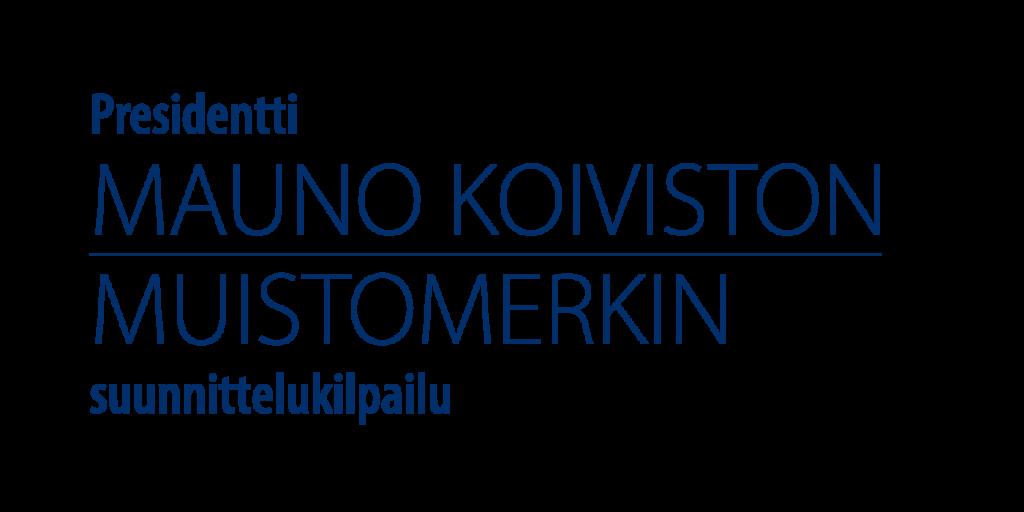 Presidentti Mauno Koiviston muistomerkin suunnittelukilpailu